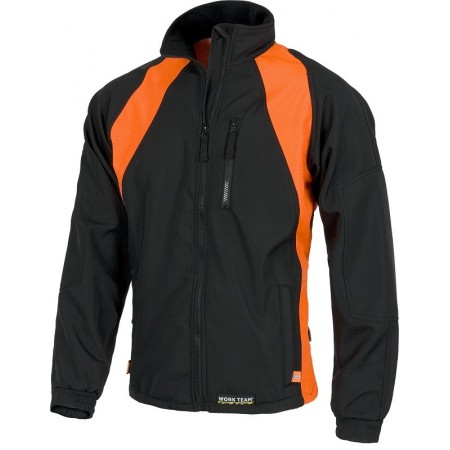 CHAQUETA WORK SHELL WF1640 (COLORES)