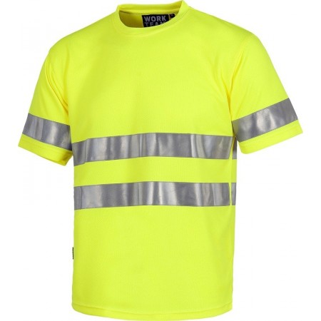 CAMISETA AV WORK TEAM C3945 (COLORES)