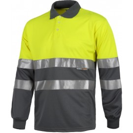 POLO AV WORK TEAM C3870 (COLORES)
