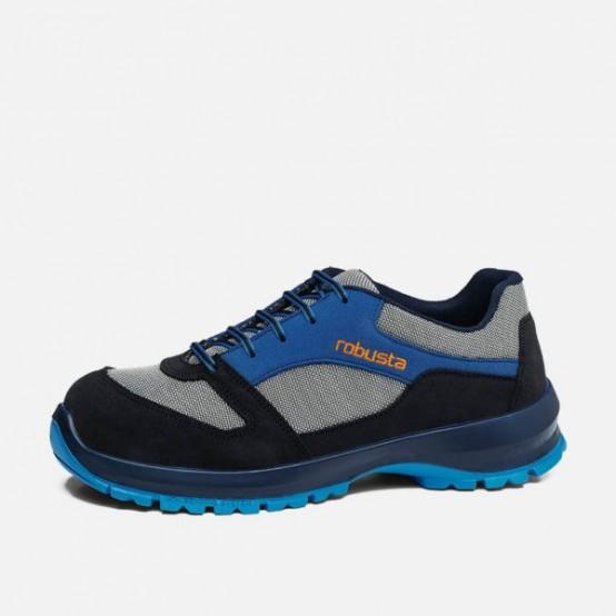Zapato de seguridad robusta granado for Calzado de seguridad deportivo